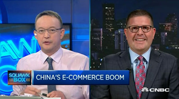 Christian Magoon on CNBC on May 4, 2021
