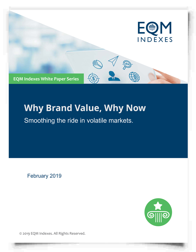 Why Brand Value, Why Now