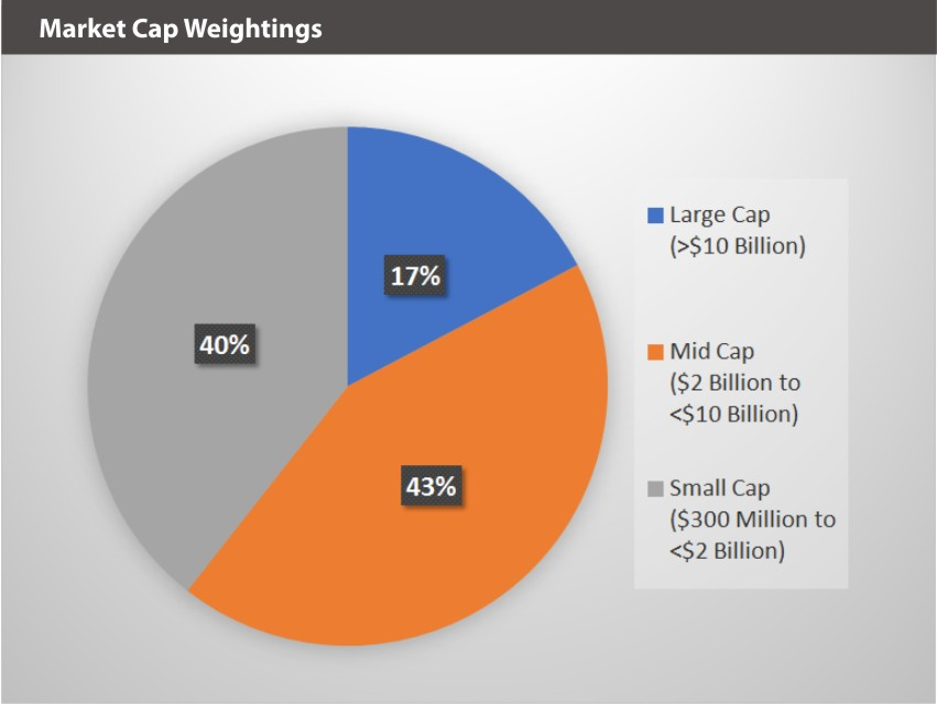 BATTDIX Market Cap Weightings