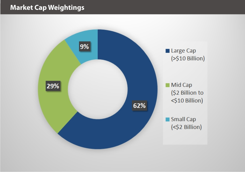 EQM Lithium & Battery Technology Index Market Cap Weightings